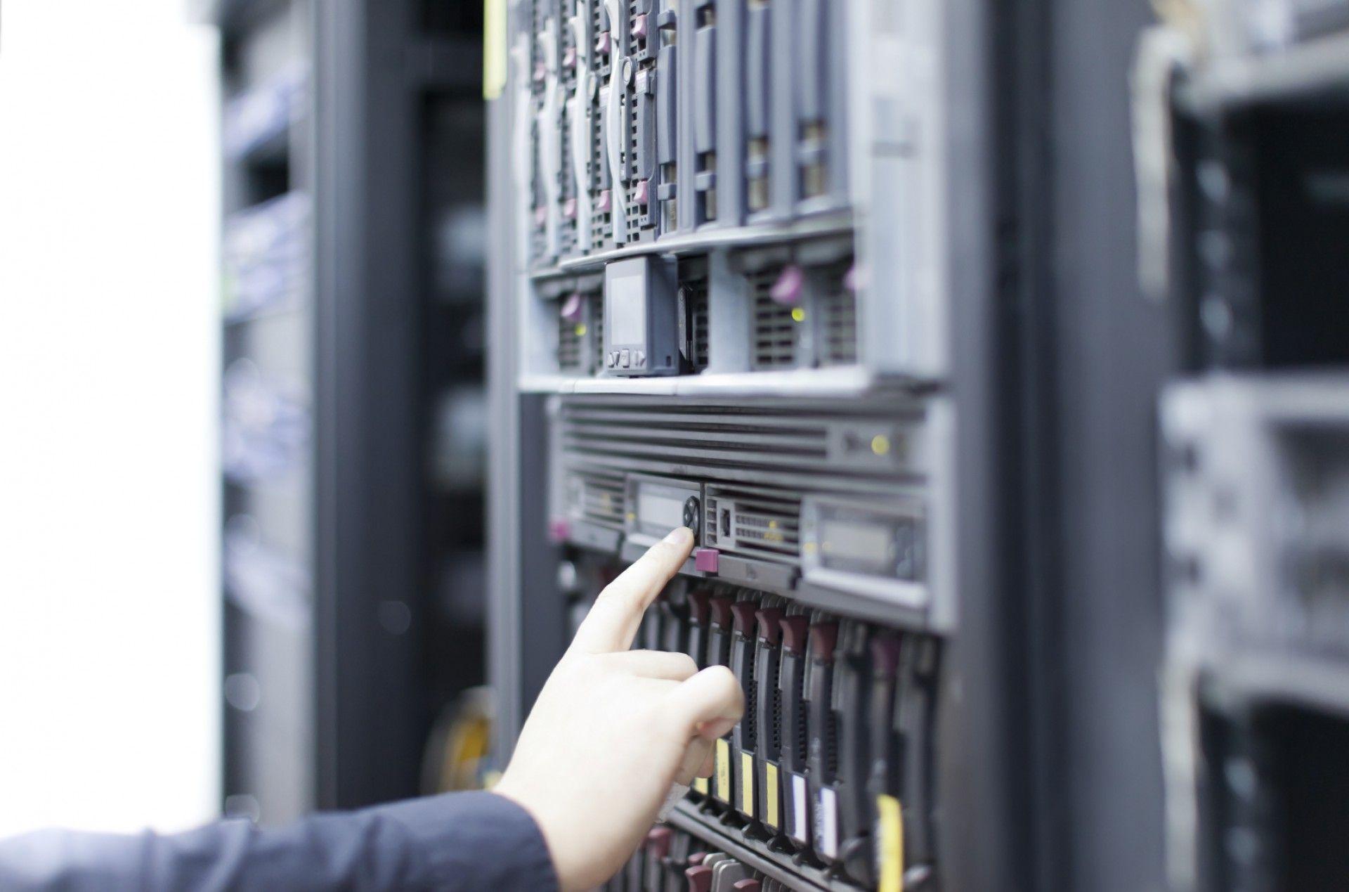 Обслуживание парка компьютеров и печатной техники, АТС
